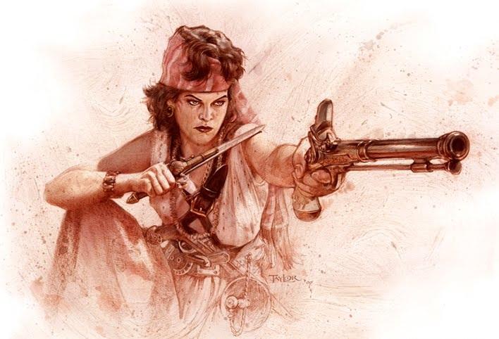 Mujeres en la historia: Un pirata de leyenda, Anne Bonny